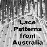 Lace Patterns from Australia by JennyBrandisLace on Etsy