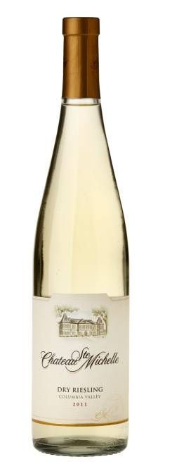 DALLAS MORNING NEWS:  Wine of the Week: Chateau Ste. Michelle, Columbia Valley, Dry Riesling 2011