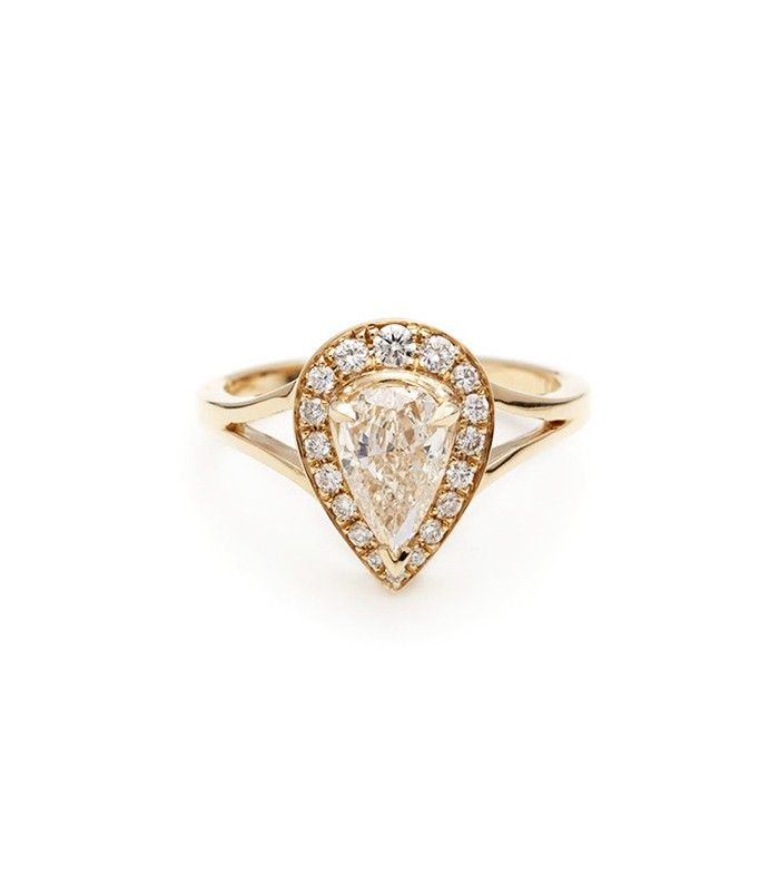 This Will Be the Most Popular Engagement Ring Trend of 2016 via @WhoWhatWear