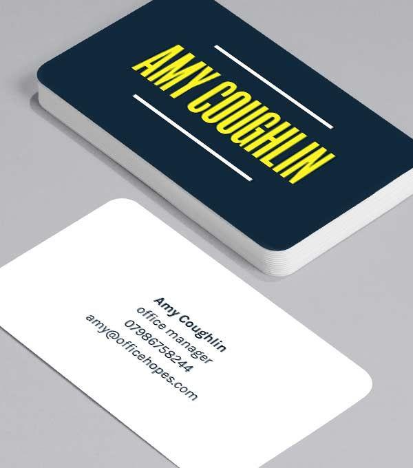 Customizable Business Cards Design Templates Moo Us Business Card Template Design Customizable Business Cards Template Design