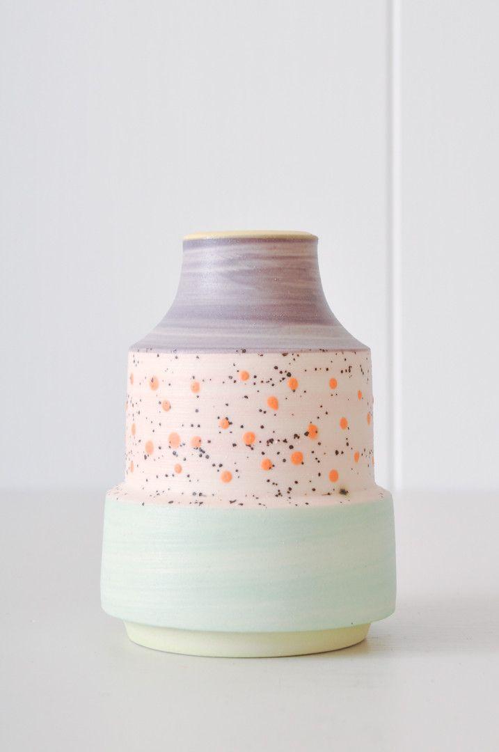 Bud Vase by Ben Fiess from Koromiko via The Third Row