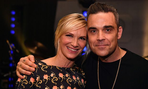 Robbie Williams reveals hes burnt out after promotional tour and hints at future collaboration with Jamie Cullum