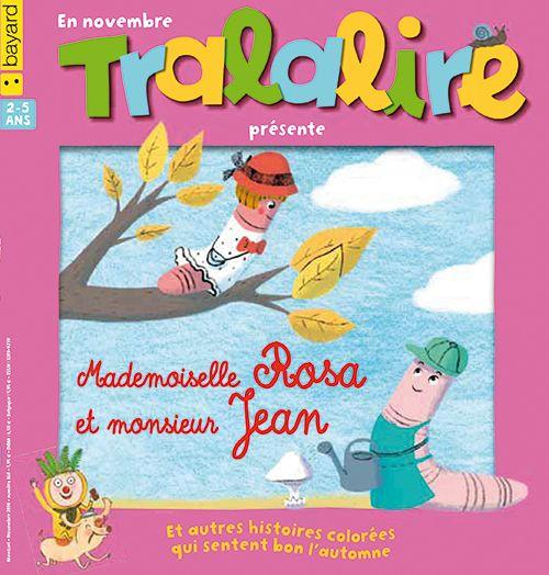 Tralalire - magazine enfant, abonnement magazine enfant, histoires pour enfants