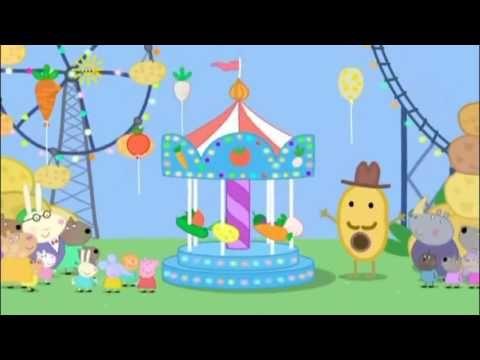 Peppa Pig English Episodes - Full Episodes - Season 4 Episodes 1 - 2