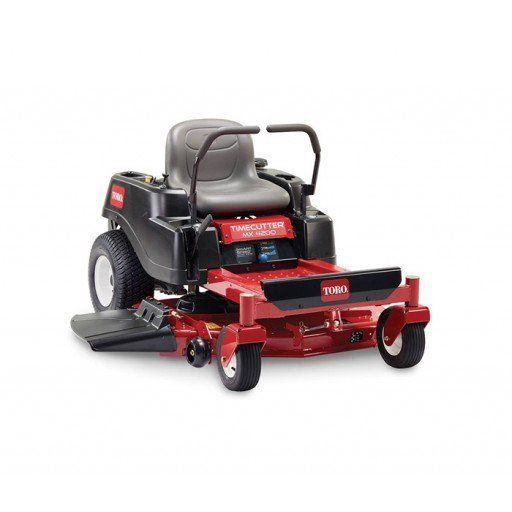 Toro 74765 TimeCutter MX4200 Zero Turn Lawn Mower Review - https://sleequipment.com/news/toro-74765-timecutter-mx4200-zero-turn-lawn-mower-review/