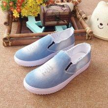 Giày lười Jean bụi, phong cách trẻ trung năng động