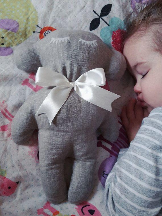 Buckwheat hulls warmer, sleeping friend, handmade natural linen toy,  https://www.etsy.com/listing/220496379/cute-sleeping-friend-buckwheat-hulls-and