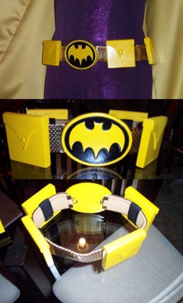 batgirl belt