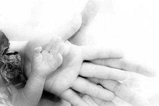 Hand in hand | New born & Happiest parents | Pretty little hand | Baby