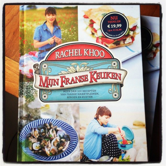 8 Best My Little French Kitchen Images By Rachel Khoo On