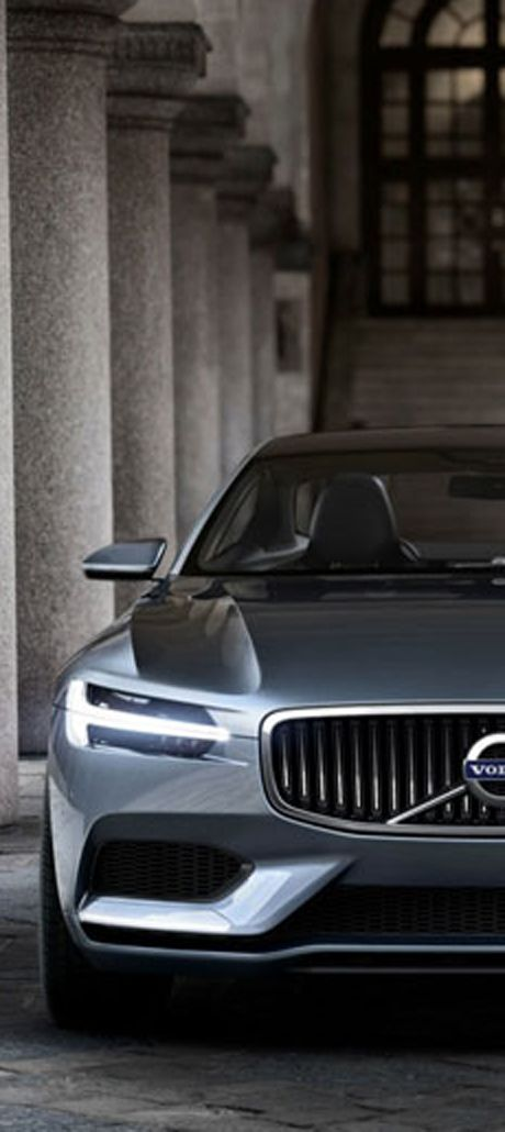 A new direction for Volvo. Volvo Concept C Coupe