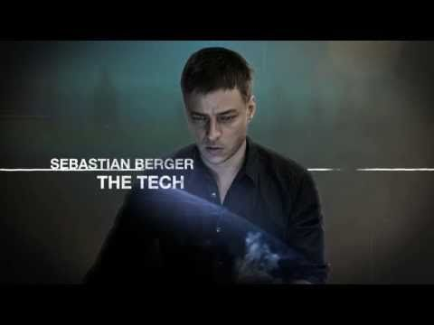 Crossing Lines: Introducing Sebastian Berger