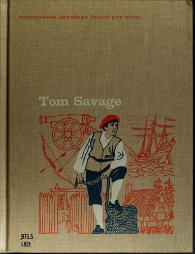 Tom Savage by Logan, John