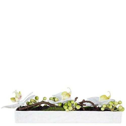 SAKSIDA DEKORATİF ORKİDE  ile romantik stil evinize geliyor... Dekoratif çiçek koleksiyonun tümünü görmek için tıklayın >> http://www.mudo.com.tr/dekorasyon-cicekler_urunler-349?utm_source=pinterest.com&utm_medium=SM&utm_campaign=cicekkoleksiyonu#cp=1&tc=45