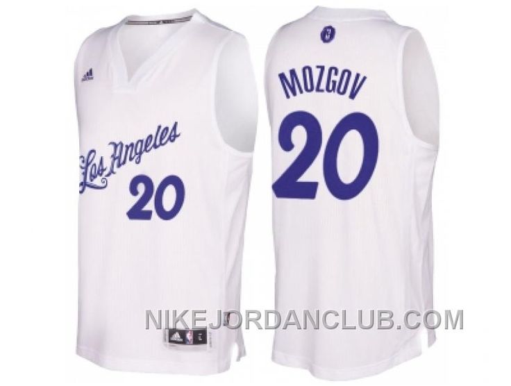 http://www.nikejordanclub.com/mens-los-angeles-lakers-20-timofey-mozgov-2016-christmas-day-white-nba-swingman-jersey-mmcsj.html MEN'S LOS ANGELES LAKERS #20 TIMOFEY MOZGOV 2016 CHRISTMAS DAY WHITE NBA SWINGMAN JERSEY MMCSJ Only $19.00 , Free Shipping!