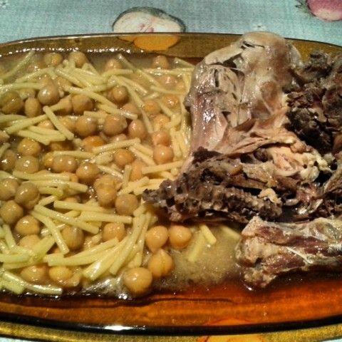 Cocido aragonés