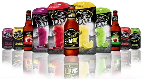 Mike's Hard Black Cherry Lemonade Frozen