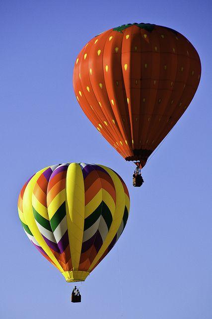 Hot Air Balloon Festival  Readington, NJ