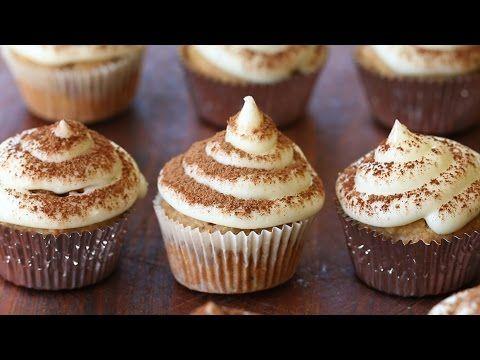 Tiramisu cupcakes recipe | Buona Pappa