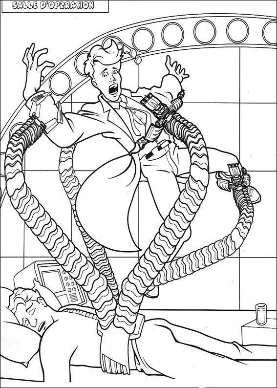 pin på spiderman dibujos para dibujar