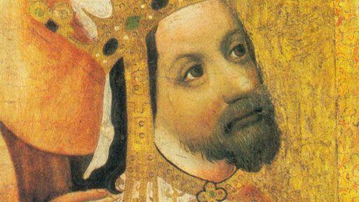 Karel IV., z Boží milosti král