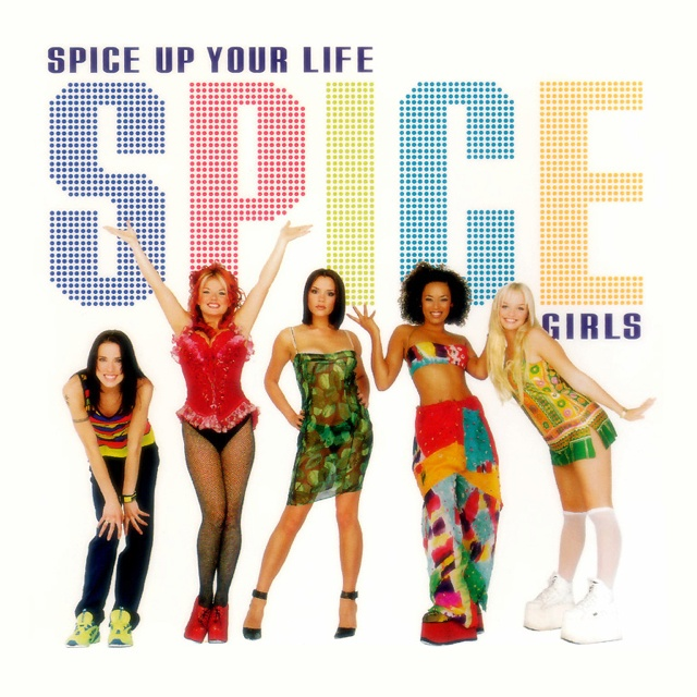 wow...now i have this song in my head....Spice Girls Spice Up Your Life