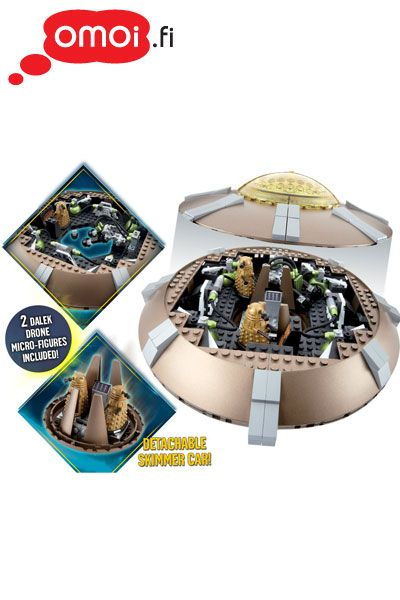 Doctor Who: Dalek Spaceship set - 38,90EUR : Manga Shop for Europe, A great selection of anime products