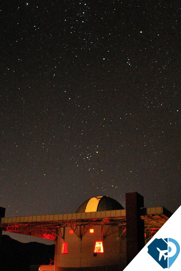 En la ciudad de Vicuña, en Chile, encontramos el Observatorio Cerro Mamalluca, un centro hecho para gente amateur. El lugar ofrece a los turistas un telescopio de gran potencia para observar con detalle las galaxias y constelaciones.Explora los cielos.