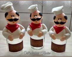 Potes de tempero (cozinheiro)