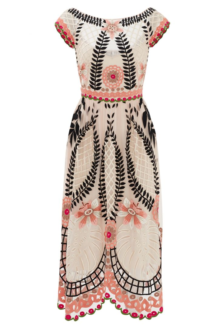 Midi Belle Dress by Temperley London for $450 | Rent the Runway