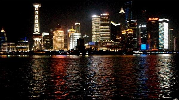 shanghai de noche