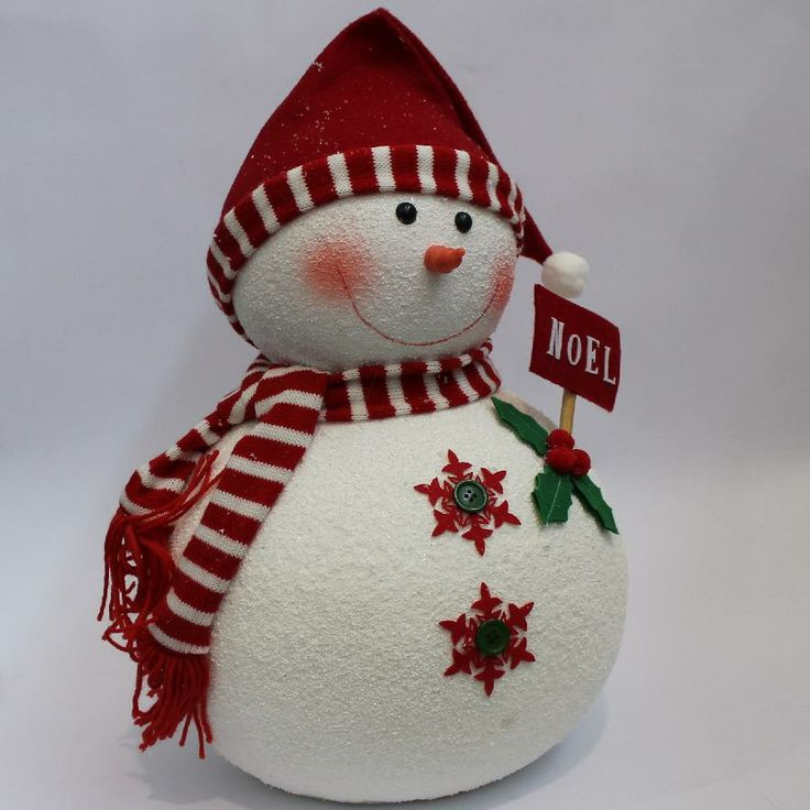 645 Best Images About Snowman Christmas Crafts & Ornaments