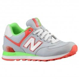 New Balance Classic Traditionnels 574 Grey Womens Trainers