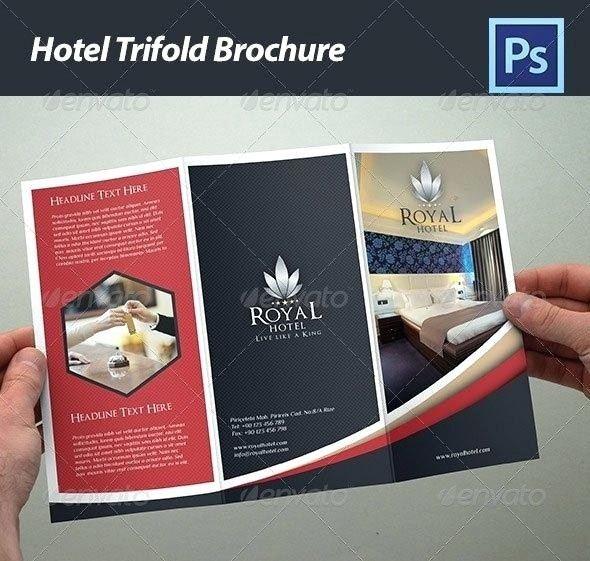 Free Hotel Flyer Templates Di 2020