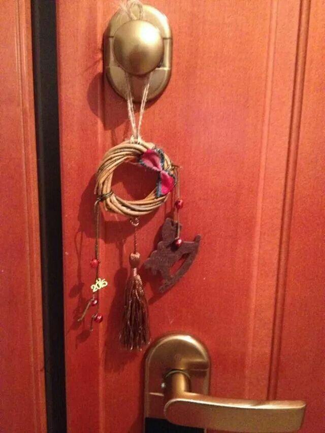 Handle it to your door!!!