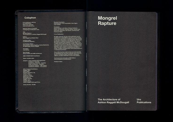 Mongrel Rapture