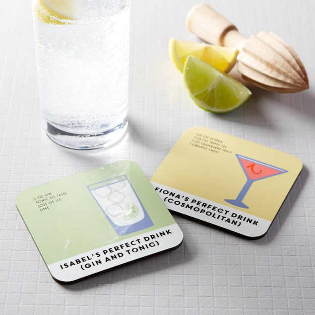 105 best images about misc on pinterest cool tech for Drink coaster ideas