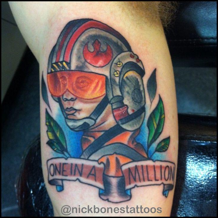 35 best where 39 s waldo images on pinterest fun stuff for Luke skywalker tattoo