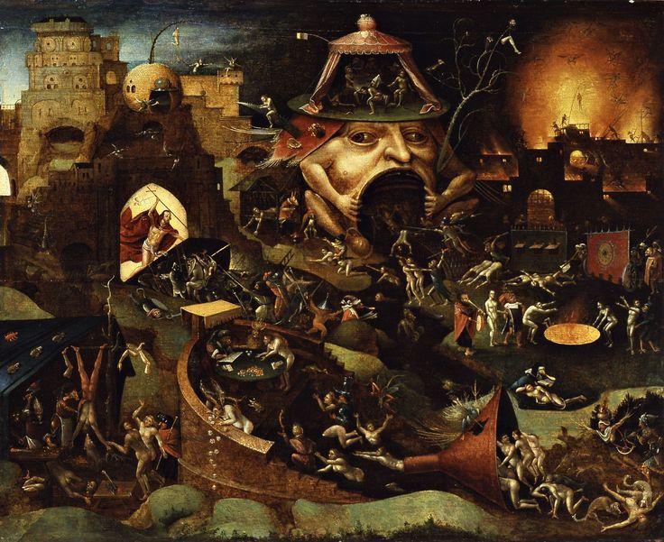 Hieronymus Bosch - Christ in Limbo