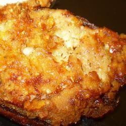 Côtelettes de porc à l'italienne