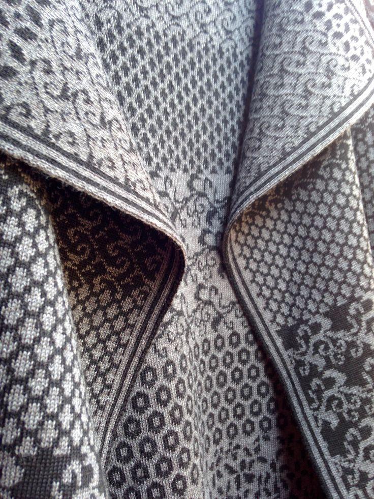 Vest wol