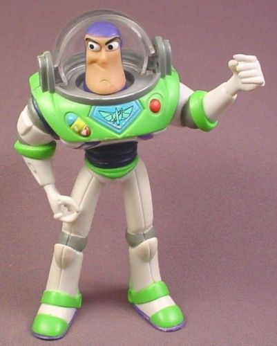 Toys For Legs : Disney toy story buzz lightyear figure quot tall visor