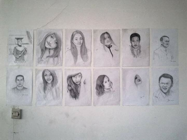 My artwork 2014