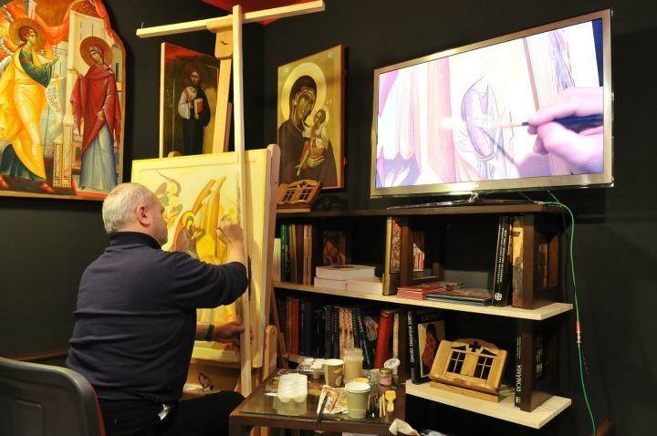 George Kordis, iconographer