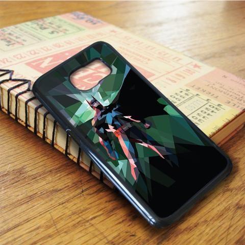 Batman Superheroes Samsung Galaxy S6 Edge Case