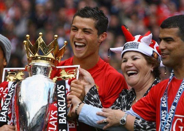 Cristiano Ronaldo Mom   Ronaldo Mother Wiki