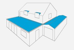 Rubber Roofing Systems, EPDM Rubber Roofs & Materials | Rubber 4 Roofs