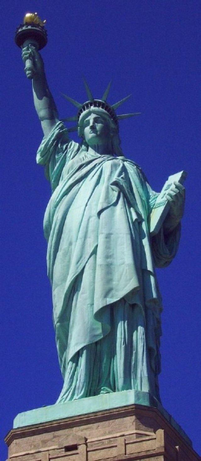Estatua de la Libertad - USA
