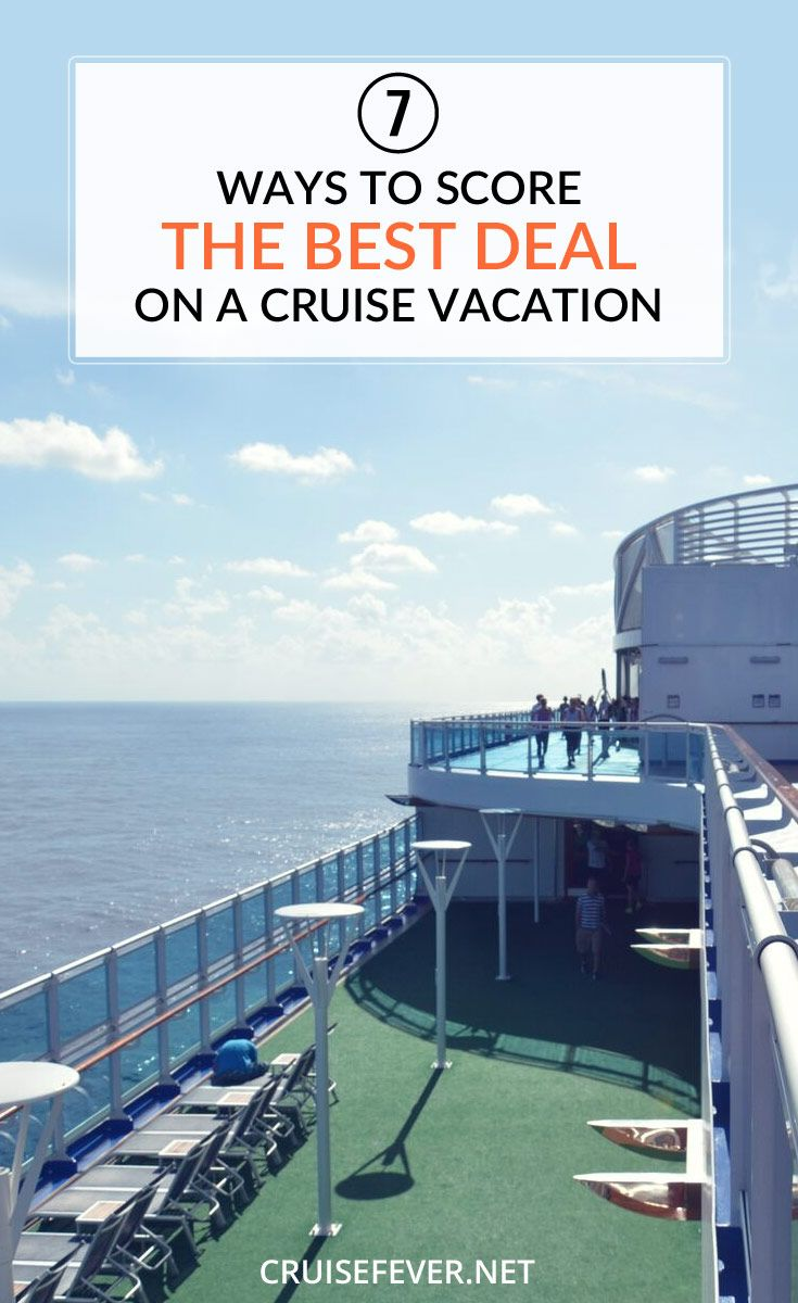 Bermuda cruise deals best cruises to bermuda - 7 Tips For Scoring The Best Deal On A Cruise Vacation