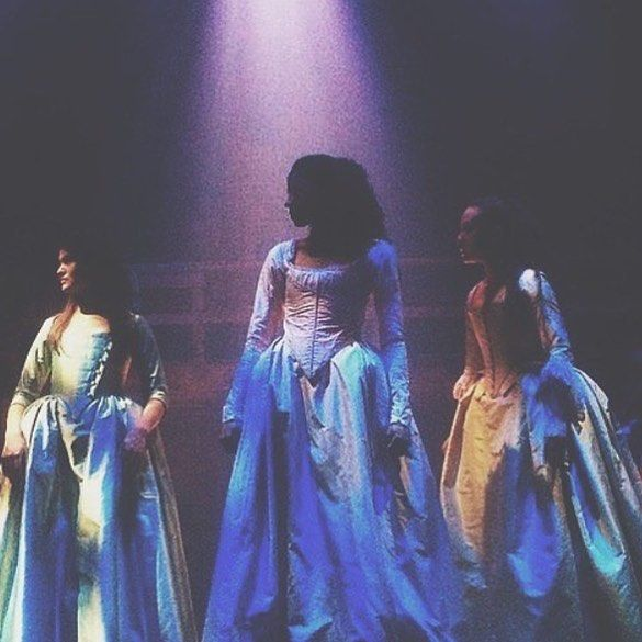 // The Schuyler sisters